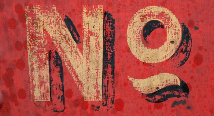 Be Productive Learn to Say No